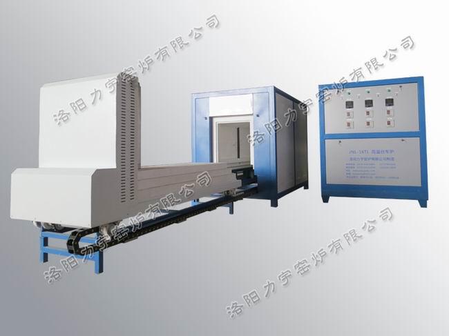 3溫區臺車退火爐LYL-17THL