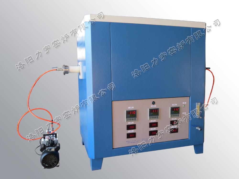 三溫區高溫管式爐LYL-18DG