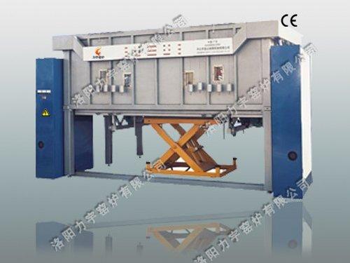 高溫液壓升降爐LYL-14S