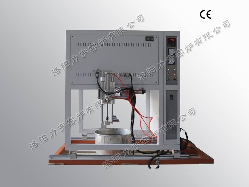 自動流料控制熔塊爐LYL-18R