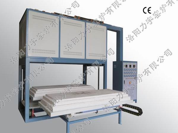 高溫鐘罩爐LYL-14ZA