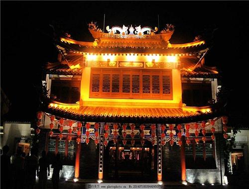 智能万佛墙厂家告诉您:胃陀山普济寺有何特色?