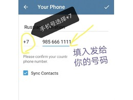 Telegram电报账号