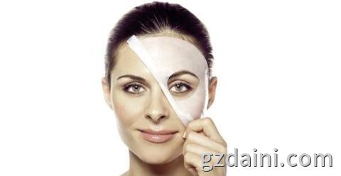 去角质面膜和清洁面膜的适用情况