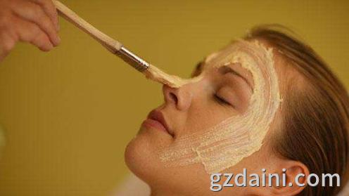 去角质面膜和清洁面膜的内含成分