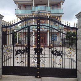 幼儿园铁门