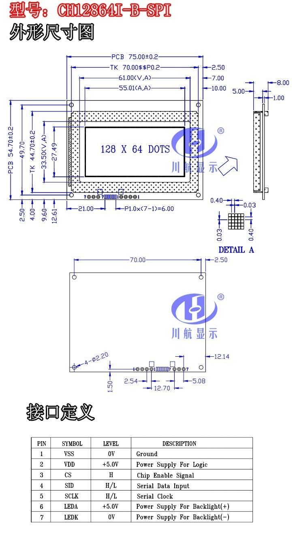 CH12864I-B-描述