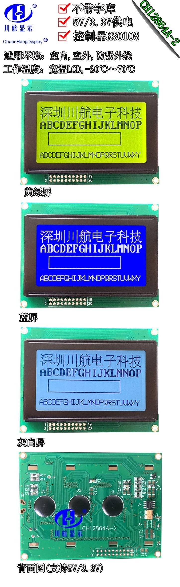 CH12864A-2-PCB-描述