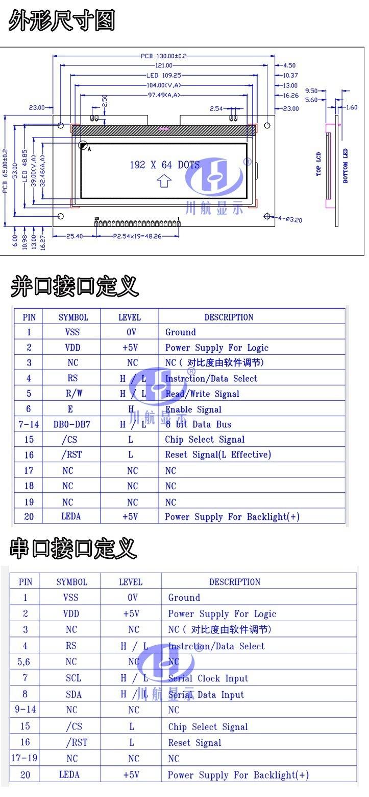 CH19264E参数说明 (2)