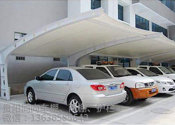 膜结构车棚用什么膜