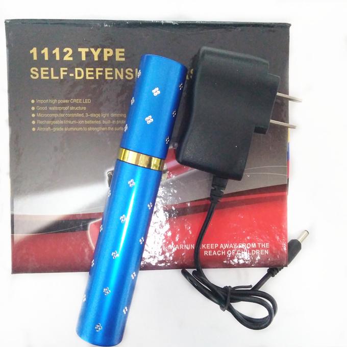 便携式防身电棍好用吗?