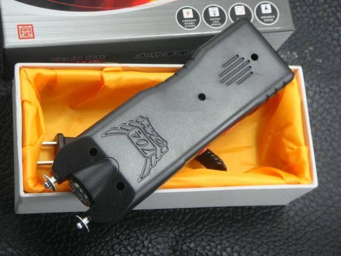704型短款防身高压电击器