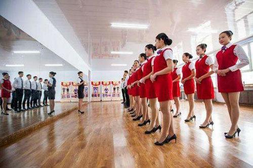 航空地勤礼仪课