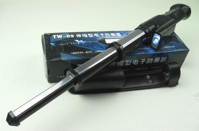 購買防身電擊棍需要注意什么