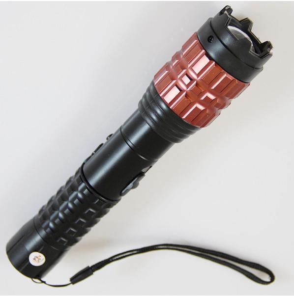 保安能夠隨意使用保安用品防身電擊棒