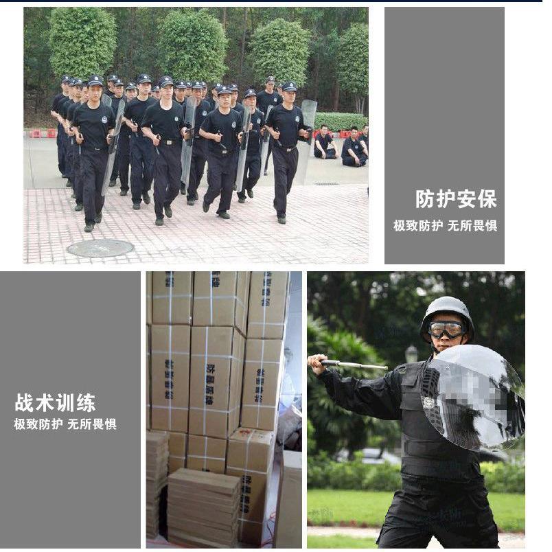 民警使用甩棍英勇制服持刀男子