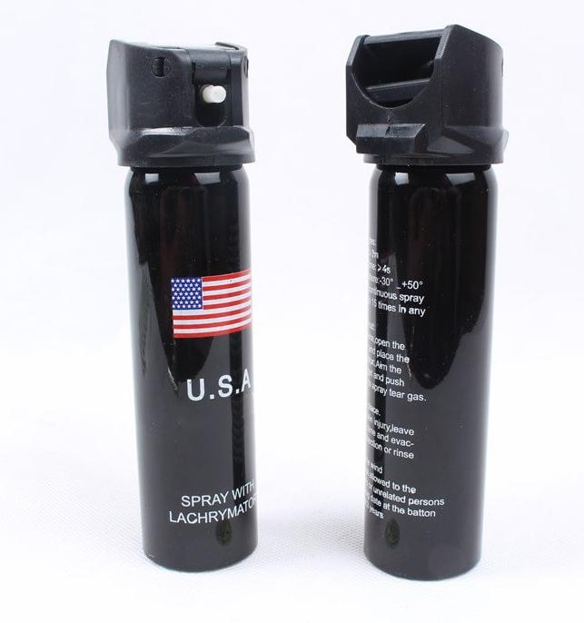 USA進口水柱噴射防狼噴霧