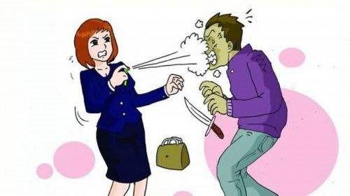 女生遇到坏人要如何自救