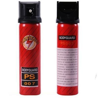 瓦斯喷雾剂是好的保安器材吗