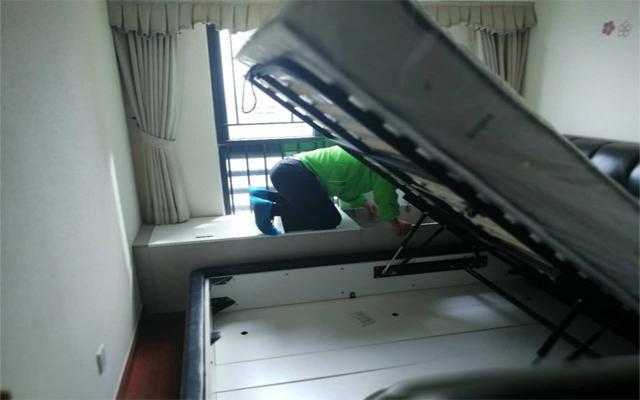 力潔獅空氣凈化:中海錦城新房甲醛治理案例
