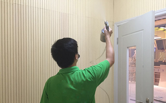 力洁狮空气净化:卓乐艺术办公室除甲醛案例
