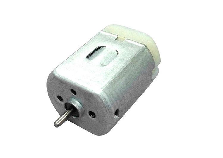 直流小型电机负载原理