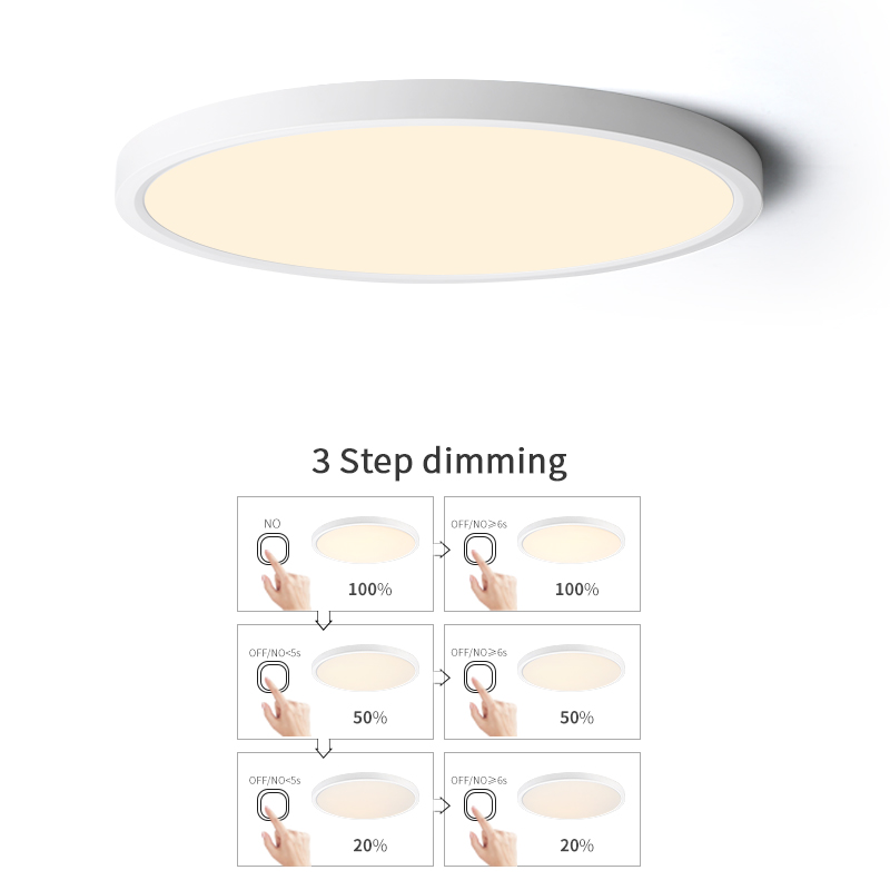 18Watt Dimmable Surface ceiling light