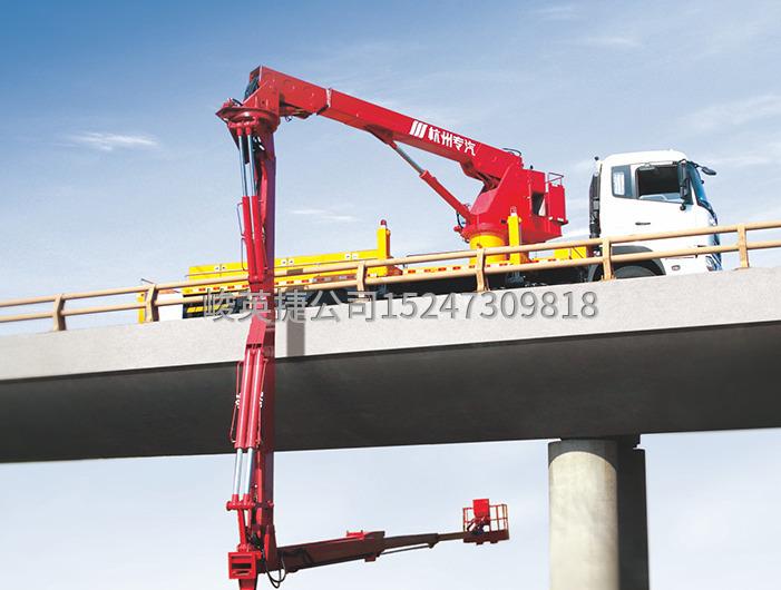 臂架式桥检车