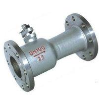 Q41M/PPL一体式高温球阀