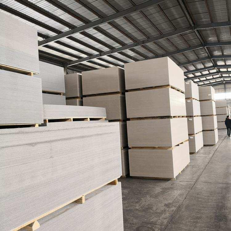 上海_硅酸鹽板地下車庫防火基層板墻項目