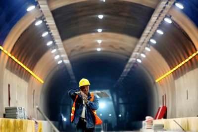 防火隧道板