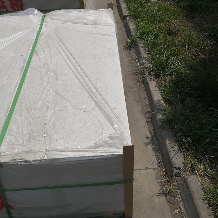 12mm厚纤维增强硅酸盐防火板