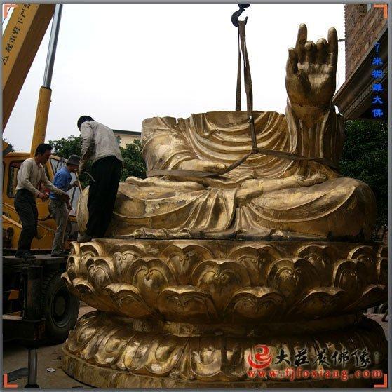 传统铜雕模铸工艺的制做流程