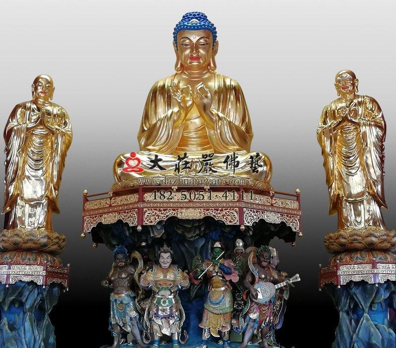铜雕工艺品表层处理工艺与后期的维护保养