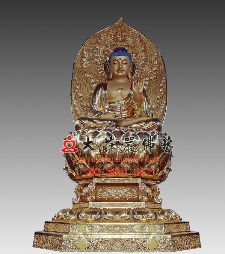 药师佛铜佛像如何正确摆放?怎么安置药师佛铜佛像?