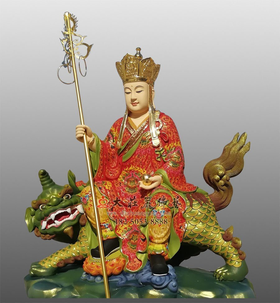 湖南哪些寺庙有供地藏菩萨铜佛像?要去朝拜地藏菩萨该去湖南哪座寺庙?