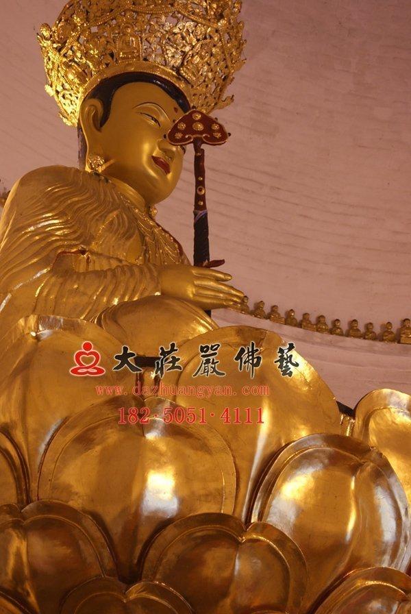 福建佛像厂家,大型铜雕佛像加工价格是多少?