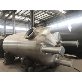 不锈钢衬聚乙烯容器