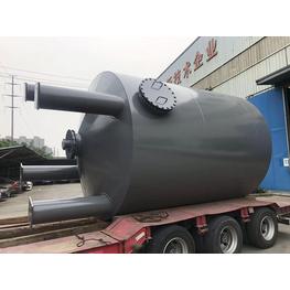 立式鋼襯塑反應罐