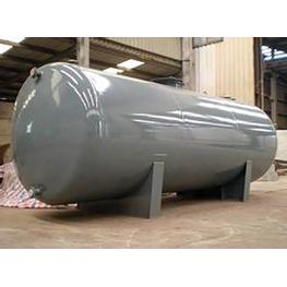 臥式鋼襯塑儲罐
