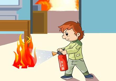 夏季消防安全常识