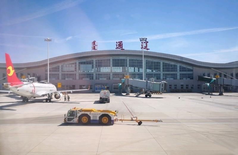项目、通辽机场飞行区改扩建工程空管工程