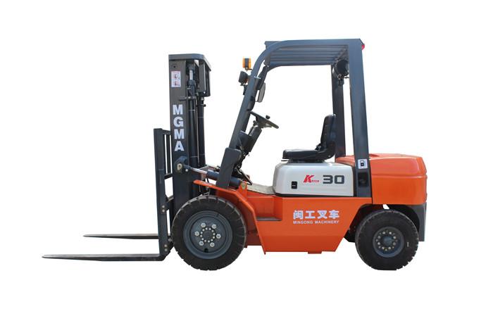 叉车CPCD30