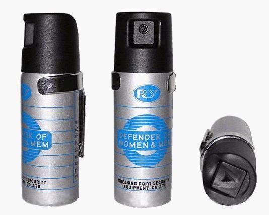 出门旅游携带防身喷雾剂违法吗?