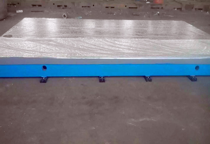 鑄鐵平板海騁