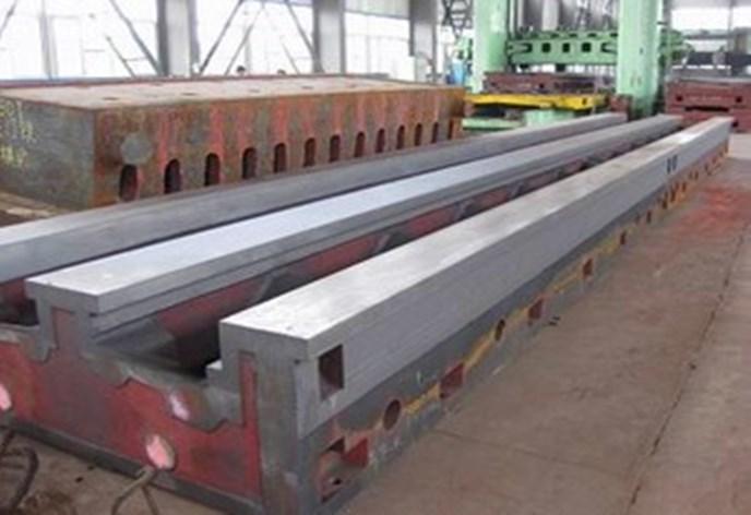 樹脂砂鑄造機床鑄件的優點