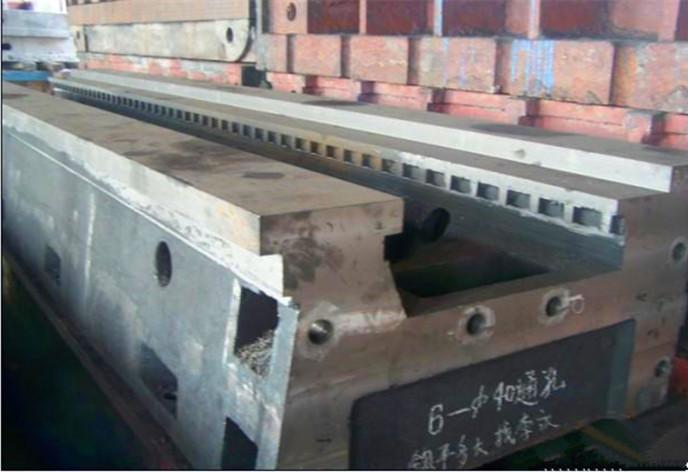 機床鑄件鑄造項目