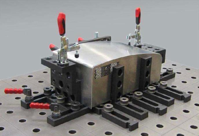 廣東三維柔性焊接平臺夾具