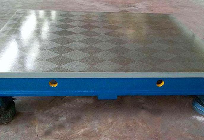 鑄鐵平板工作臺