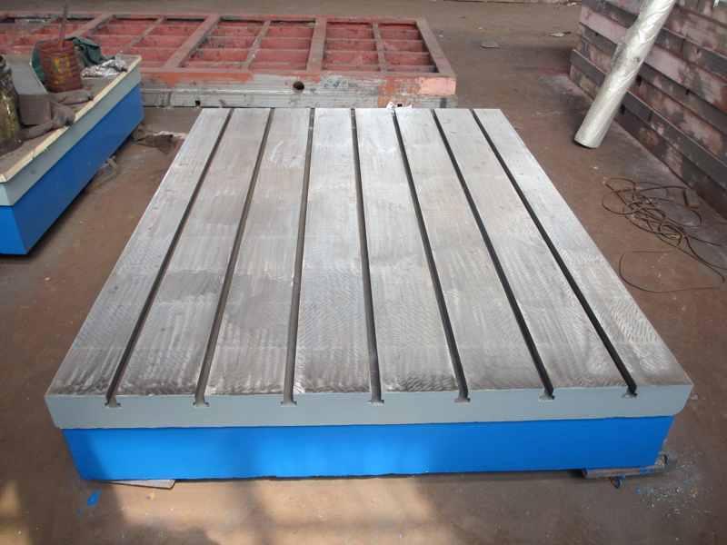 鑄鐵焊接平臺